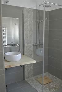 awesome petite salle de bain douche moderne photos With robinet salle de bain pour vasque