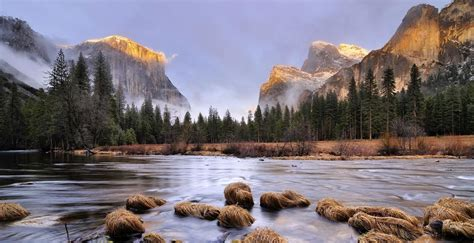 Yosemite National Park Vacation Travel Guide And Tour