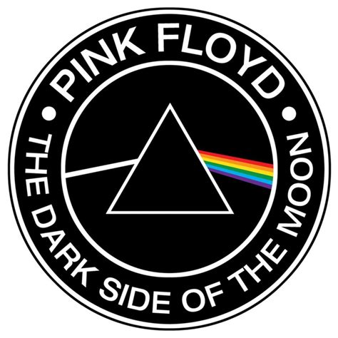 pink floyd the side of the moon prism sticker