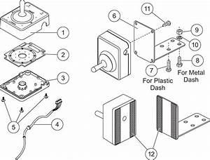 Fisher Hts-jc - Ht Series Joystick Controller