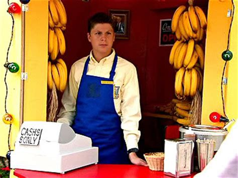 Arrested Development Banana Stand Apron by Of A Kind In Character George Michael Bluth