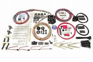 10404 23 Circuit Harness  Pro Key In Dash  Bulkhead