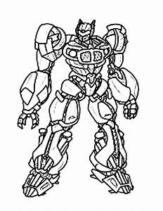 Bumblebee Transformer Coloring - ClipArt Best