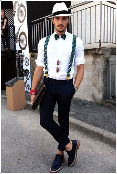 A guide to buying the right suspenders for men u2013 fashionarrow.com