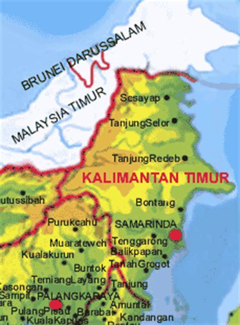 Peta Jawa Timur Blora Printablehd Gambar Propinsi Kalimantan