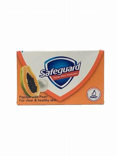 Soap Safeguard Papaya 135g Soaps Asian