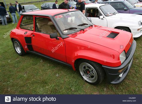 Stock Cars With Turbo by Renault 5 Turbo Stock Photos Renault 5 Turbo Stock