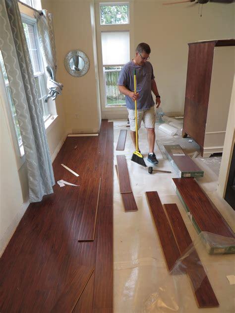 bathroom grade laminate flooring master bedroom laminate flooring reveal beckwith s treasures