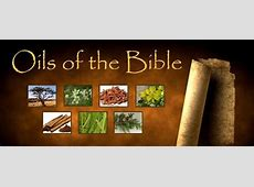 doterra essential oils of the bible, class and bible study