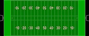 Football Field Diagram, Football, Free Engine Image For ...