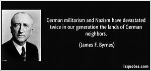 James F. Byrnes... James F Bell Quotes