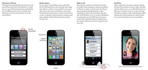 iphone 4s manual iphone 4 user guide