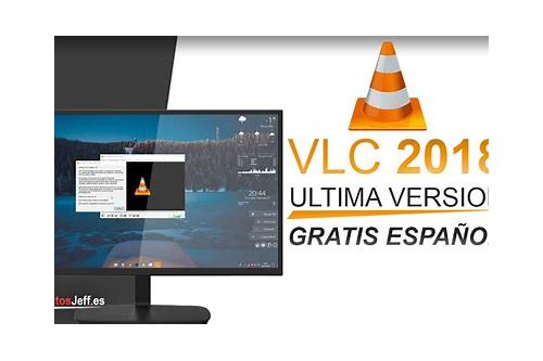 android vlc media player descarga gratuita español