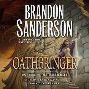 Listen to Oathbringer: Book Three of the Stormlight ...