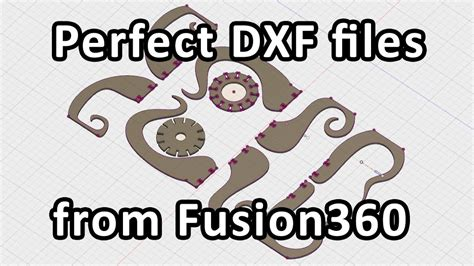 04 The Right Way To Export Dxf