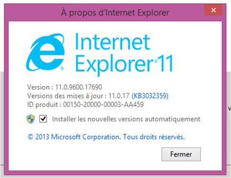 télécharger internet explorer 11