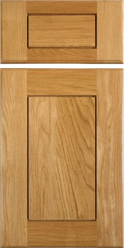 flat panel oak kitchen cabinets shaker style kitchen cabinet doors home decorating ideas