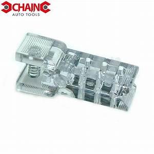 U0026quot Finger-saver U0026quot  Wire Piercing Guide