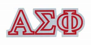 my greek life experience alpha sigma phi at unh alive With alpha sigma phi letters