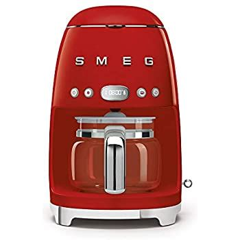 No problems with the machine. Amazon.com: Smeg Drip Filter Coffee Machine, Red, 10 cup: Kitchen & Dining