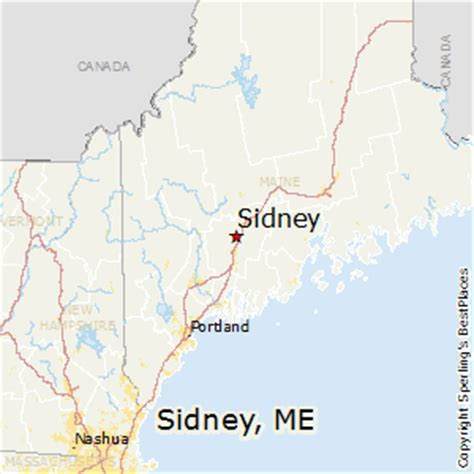 For Rent In Sidney Maine best places to live in sidney maine