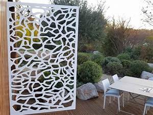 Brise Vue Decoratif Exterieur : brise vue decoratif exterieur brise vue 1 50m exoteck ~ Nature-et-papiers.com Idées de Décoration
