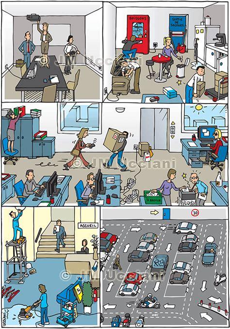 jeux de au bureau jm ucciani dessinateurrisques au bureau dessins de communication