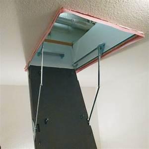 Treppe Zum Dachboden Nachträglich Einbauen : bodentreppe so gelingt der einbau luftdicht energie fachberater ~ Orissabook.com Haus und Dekorationen