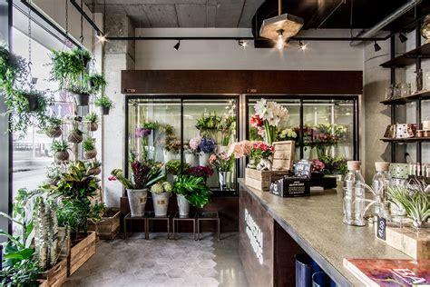 flower shop interior  furniture design project  behance