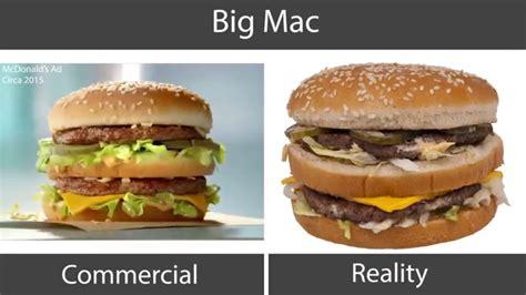 fast cuisine big mac big mac vs ad pixshark com images galleries with a bite