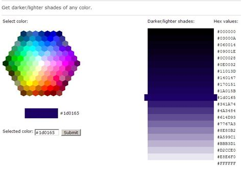 great color tools  web design queen city media