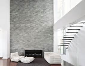Whitestone Fireplace Walls