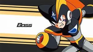Megaman Bass Wallpaper U00b7u2460