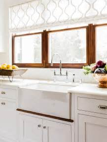 large kitchen window treatment ideas choosing window treatments for your kitchen window home