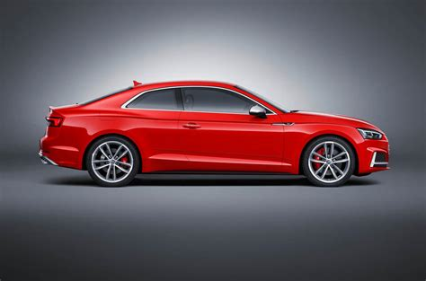 2017 Audi A5 Coupe And S5 Revealed