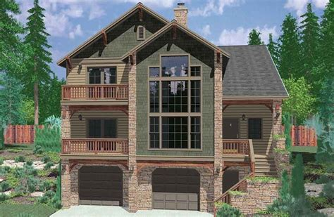 Hillside House Plans For Steep Lots Fresh Beautiful
