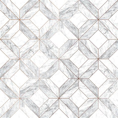 contour grey marble marquetry wallpaper departments