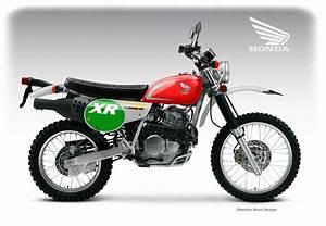 Super Honda Xr650