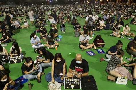 'It's not a crime to mourn June 4': Hong Kong activists in ...