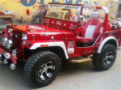 Mahindra Jeep Kerala 30 Modified Mahindra Jeep Used Cars