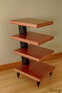 Tv Hifi Rack : lerange single collumn hifi stand audio ideas ~ Michelbontemps.com Haus und Dekorationen