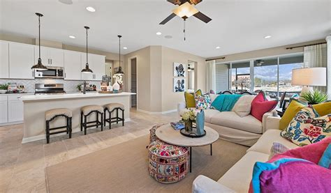 decorated model homes  open  greyhawk