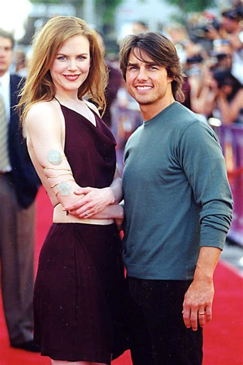 celebrity couples   huge height difference   tom cruise likes tall women