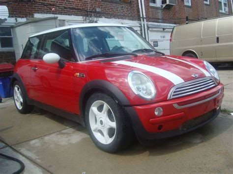 What Cars Are Great On Gas by Buy Used Mini Cooper Gas Saver Great White Stripes
