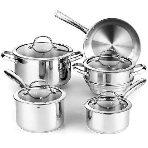 best cookware best cookware for gas stoves review the 5 best products for you