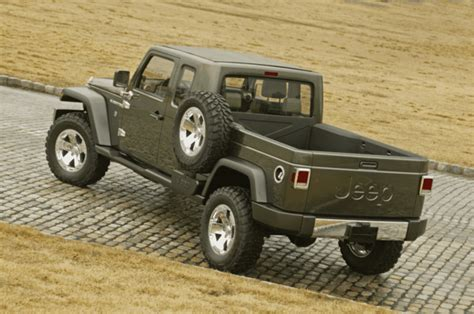 jeep concept truck gladiator jeep gladiator concept truck