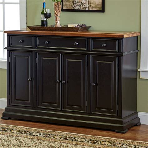 Black Sideboards And Buffets by 15 Best Of Black Dining Room Sideboards