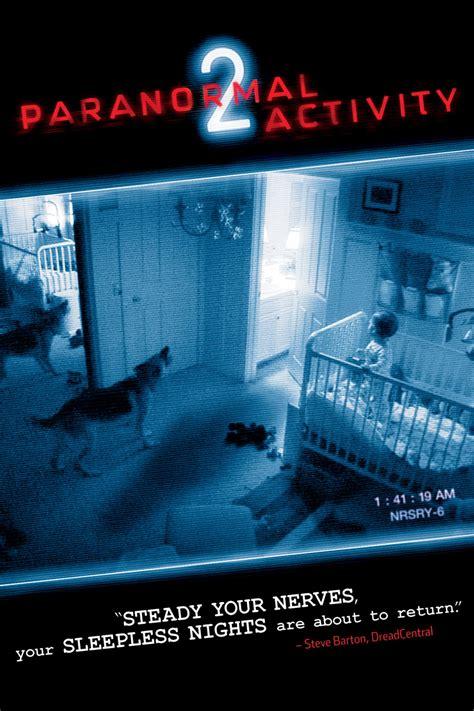 paranormal activity  horror film wiki fandom