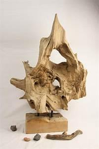 Basteln Mit Treibholz : treibholz skulpturen schwemmholz skulpturen ~ Markanthonyermac.com Haus und Dekorationen