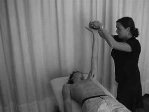 Manual Muscle Testing Of The Serratus Anterior  Written